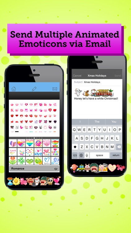 AniEmoticons Pro - stickers and animated gif emoticons for email and texting screenshot-3