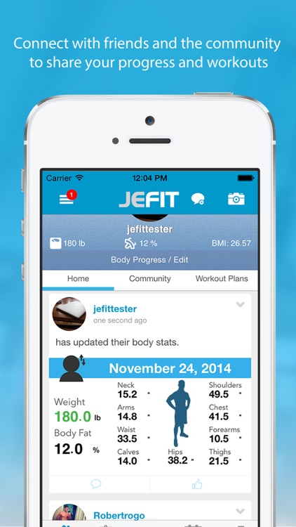 JEFIT PRO Workout - Fitness & Exercise Tracking System screenshot-4