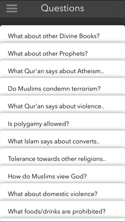 Guide to Islam screenshot-4