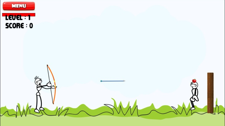 Stickman Archer Adventure FREE - Aim and Shoot Mission screenshot-4