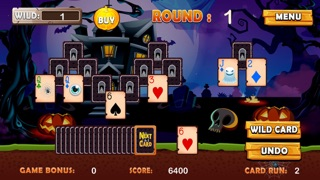 download Chilling Halloween Tri Tower Pyramid Solitaire apps 2