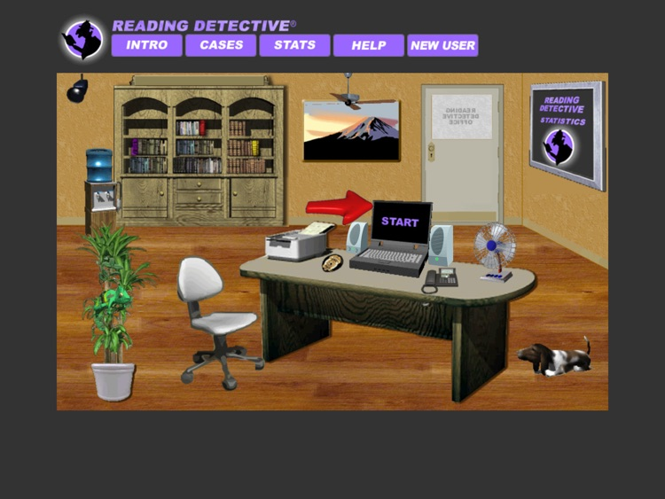 Reading Detective® Beginning screenshot-1
