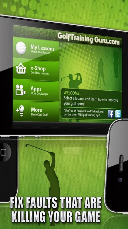 Golf Swing Coach PRO - Tips to improve putting, drive, tee-off, time screenshot-0