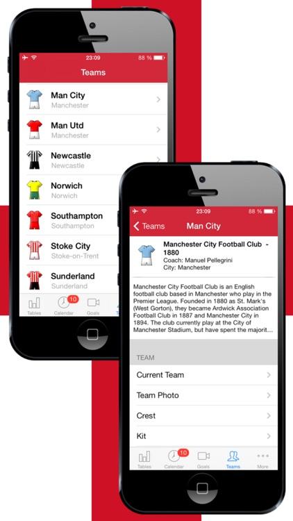 English Football History 2014-2015 screenshot-4