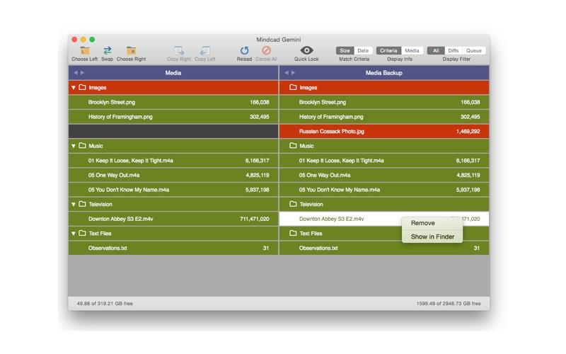 Mindcad Gemini скриншот программы 4