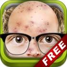 Baldy ME! - Facile à chauve et pas de cheveux vous-même avec les animaux Effets Visage Free! icon