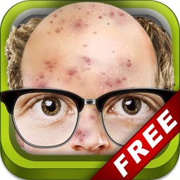 Baldy ME! FREE - Bald, Old and No Hair Selfie Yourself with Animal Face Photo Booth Effects Maker!