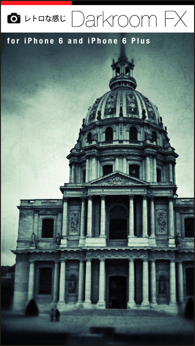 Screenshot #2 pour Pro Noir Cam FX - Black and White Photo Editor and Vintage Filters Effects