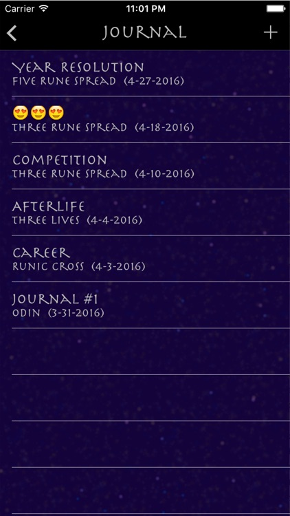 Viking Runes screenshot-4