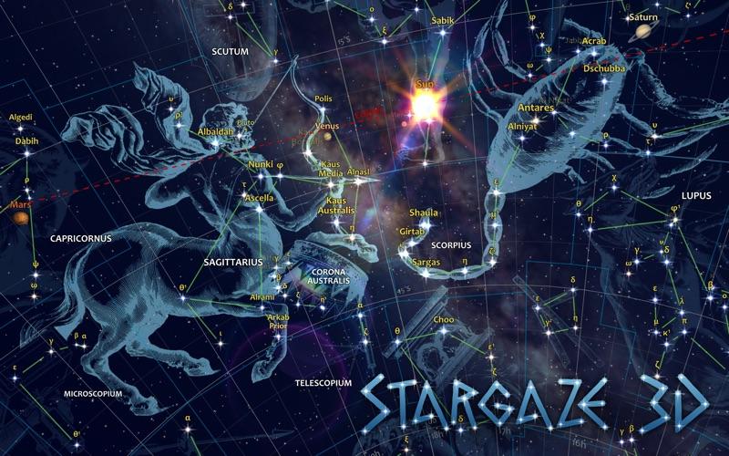 Stargaze 3D