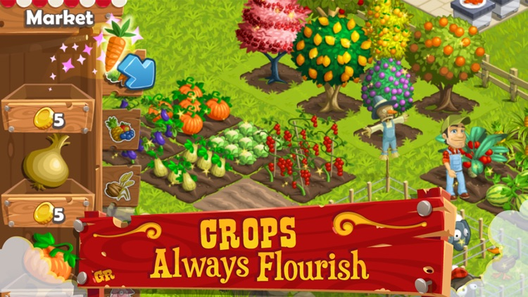 Gourmet Ranch: Farm, Cook and Serve screenshot-3