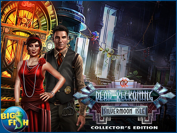 Dead Reckoning: Silvermoon Isle HD - A Hidden Objects Detective Game screenshot-4