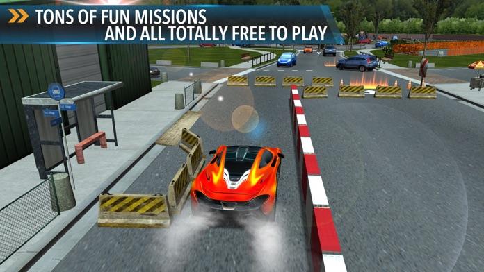Car Parking Driving Simulator Game - Real Monster Truck Test Drive Park Sim Racing Games Screenshot