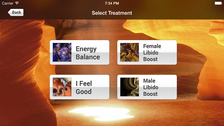 TRINFINITY8 :  Energy On-The-Go screenshot-1