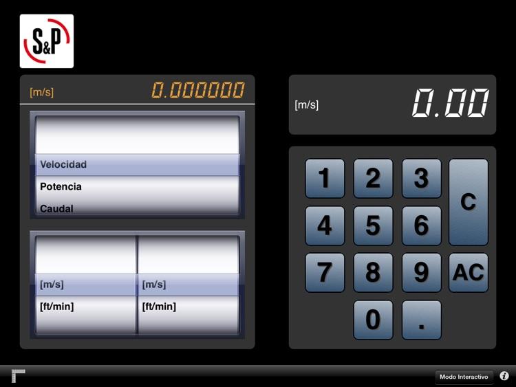 S&P Duct Calculator