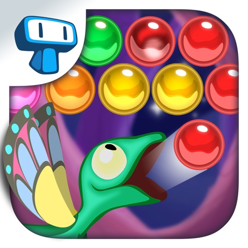 Gecko Pop - Bubble Popping and Shooting Adventure