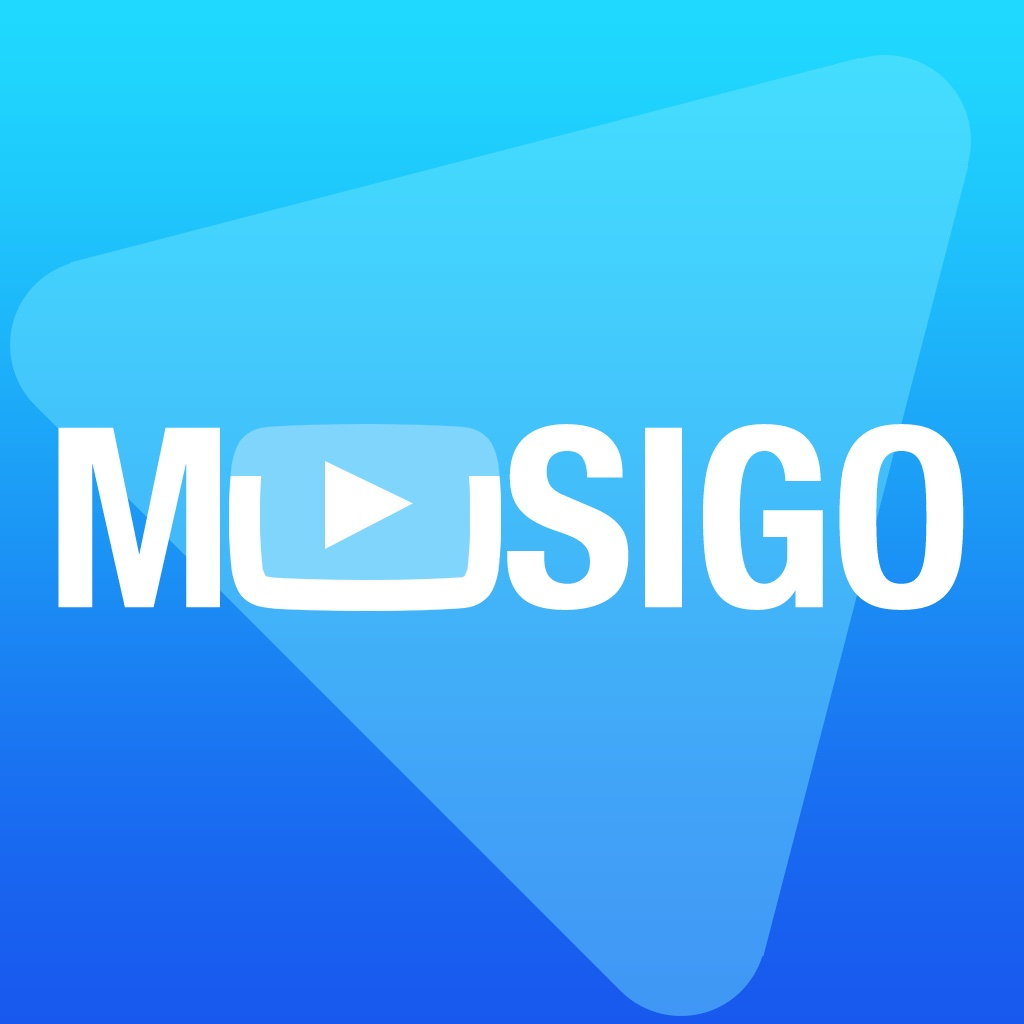 Musigo Video Tube For YouTube - Free Music Player and Streamer