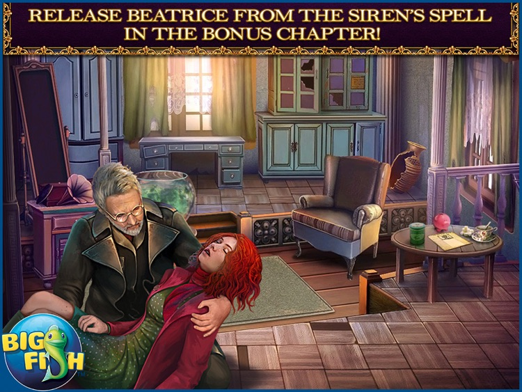 Shiver: Lily's Requiem HD - A Hidden Objects Mystery screenshot-3