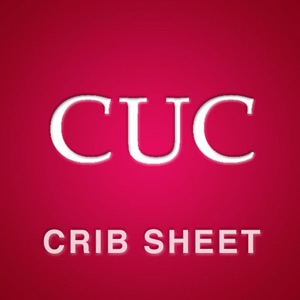 Concordia-Chicago Crib Sheet