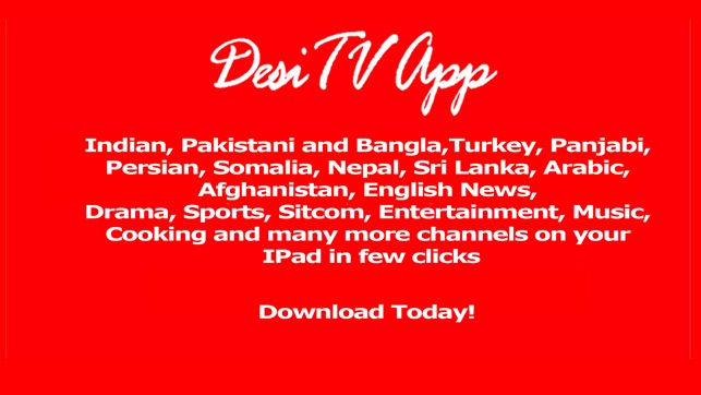 Desi TV App on the App Store