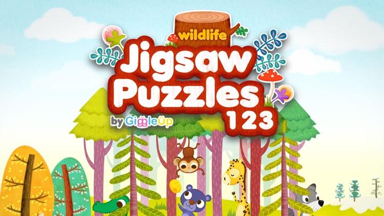 Wildlife Jigsaw Puzzles Lite screenshot-3