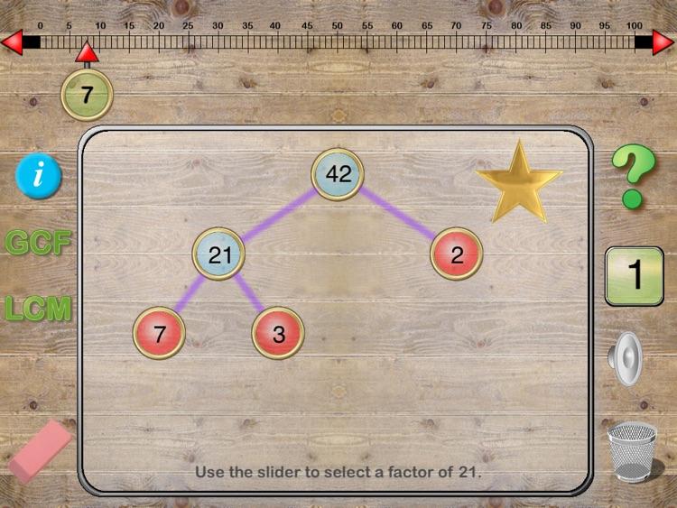 Prime Factorization Deluxe screenshot-3
