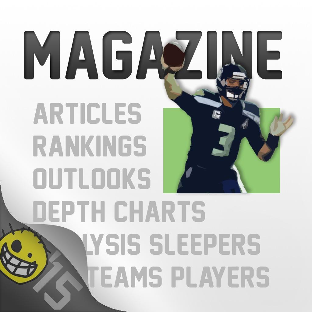 Footballguys Fantasy Football Magazine 2015