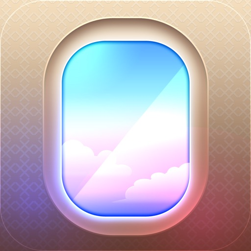 WindowSeat − Flight Tracker / Timer
