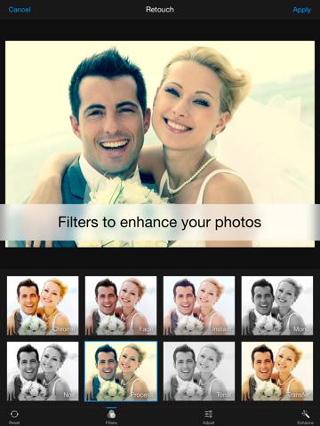 Photo Wall HD - Collage App for iPadのおすすめ画像4