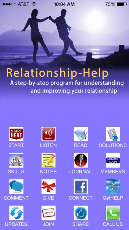 Relationship Help APP