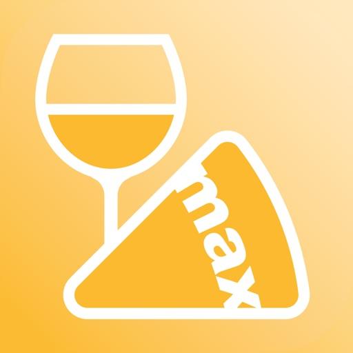 Max McCalman's Cheese & Wine Pairing App