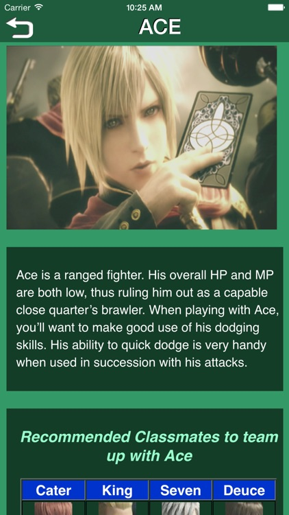 Gamer's Guide for Final Fantasy Type-0 HD screenshot-4