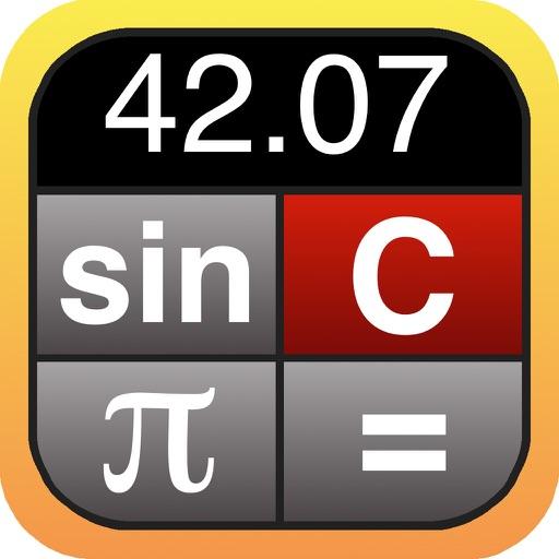 ACalc – бесплатный научный калькулятор для iPhone, iPad и iPod Touch