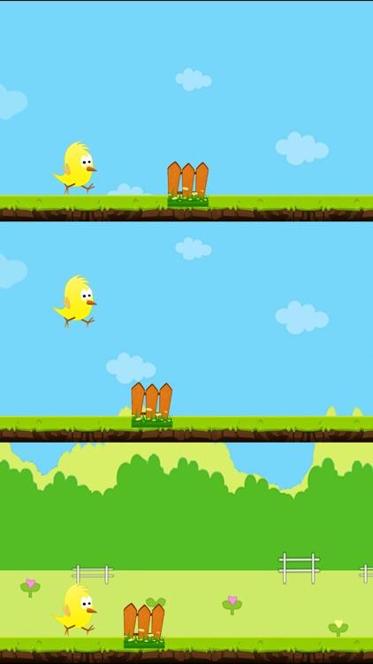 Chickens Jump
