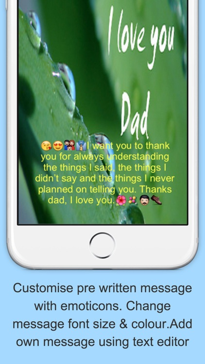 I Love Your Dad e-Cards - Express appreciation and love to your dearest father screenshot-1