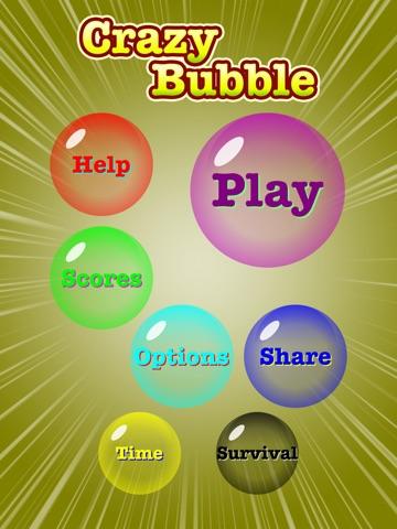 Screenshot #6 pour Crazy Bubble