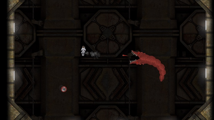 Sector Zero Free: A Space Spaceman Jetpack Survival Adventure Game screenshot-4
