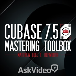 Mastering Toolbox for Cubase 7.5
