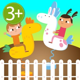 DayCare Explorer - HugDug kindergarten and nursery activity game for little kids.