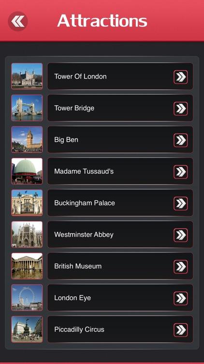 London Offline Guide