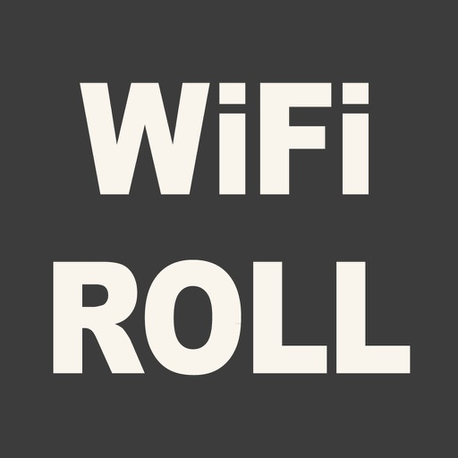WiFi Roll (wireless photo and video transfer, Photo Transfer, PhotoSync)