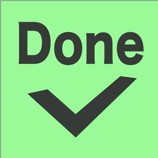 やったことリスト(「やること」ではなく、「やったこと」を記録する)