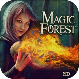 Abandoned Magic Forest - Hidden Objects Puzzle