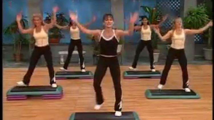 Step Aerobics Fitness screenshot-3