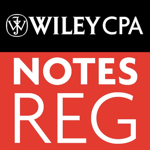 REG Notes - Wiley CPA Exam Review Focus Notes On-the-Go: Regulation