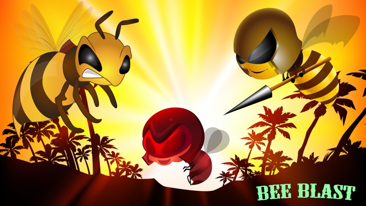 Bee Blast screenshot-0