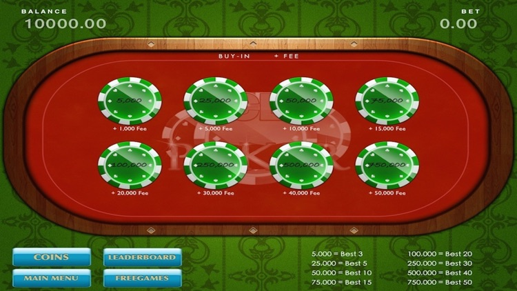Ace's Poker - Texas Holdem! screenshot-0