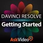 Course For DaVinci Resolve 101 - Getting Started icon