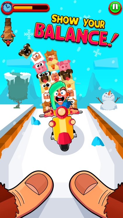 Hell of a Ride - Bike Racing Game