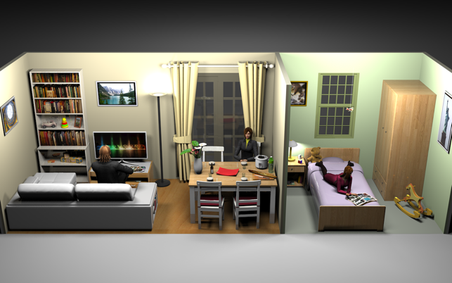 sweet home 3d dans le mac app store. Black Bedroom Furniture Sets. Home Design Ideas